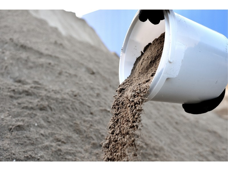 ID401 poultry manure ash